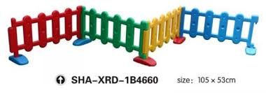 Kids Plastic Fence Toy Sha Xrd 1b4660