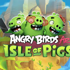 Angry Birds is BACK! AR version of popular game launches in the ...