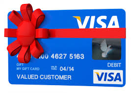 visa gift cards with no activation fees