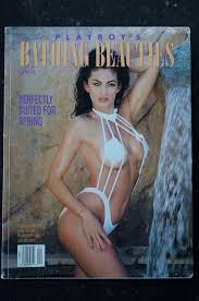 PLAYBOY'S BATHING BEAUTIES 1994 04 Rebecca Ferratti: Les Trésors d  Emmanuelle: 3701136718254: Amazon.com: Books
