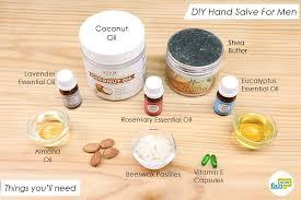 best diy homemade hand cream for men