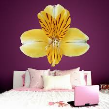 Shop Full Color Lily Flower Beauty Spa Full Color Wall Decal Sticker Sticker Decal Size 22x22 Frst Overstock 15027201
