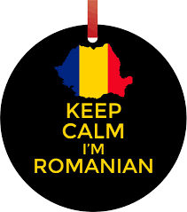 keep calm i m romanian flag romania