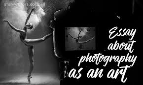 essay about photography as an art