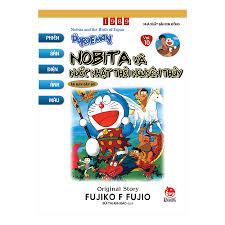 Doraemon Tranh Truyện Màu - Tập 10: Nobita Và Nước Nhật Thời ...