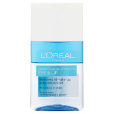 eye and lip make up remover 125ml