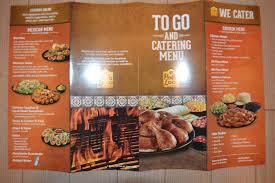 el pollo loco menu s