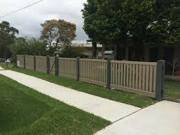 Pvc Colour Wren Picket Fence 2 39m Panel Various Heights Colours Ebay
