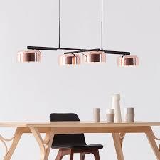 light rotating kitchen island pendant