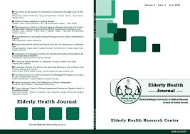 elderly health journal