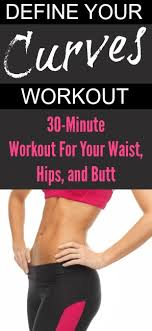 at home thighs and waist workout