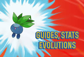 Pokemon Let's Go: Oddish - Guide, Stats, Locations & Evolutions