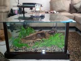 aquarium fish tank coffee table 8