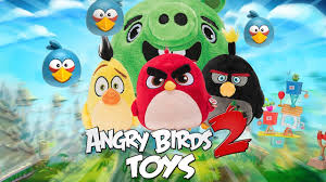 Angry Birds 2 Toys 2019