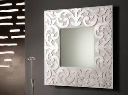luxury and stylish modern wall mirrors