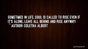 Coletha Albert Famous Quotes & Sayings