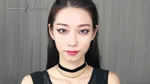 makeup tutorial korean style