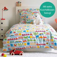 trains kids bedding set originally