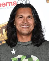 Monsters of God: Adam Beach (Big Love) Signed for TNT Post-Civil ...