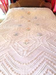 chenille bedding fl bedspreads home