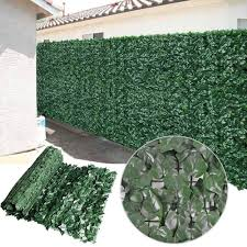 Fake Ivy Roll 3m X 1m Instant Artificial Hedge Panel Ivy Roll
