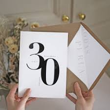 Invitacion Aniversario De Bodas Trenta J61 012 Coleccion 30anos