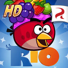 Are You Ready To Rumble? Then Download Angry Birds Rio's Rocket ...