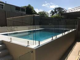 Can A Glass Pool Fence Break Als Glass Works