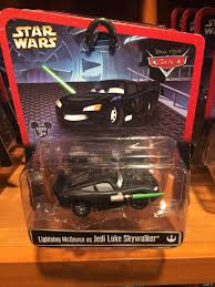 Merchandise Monday Disney Star Wars Pixar Cars Toys Autos