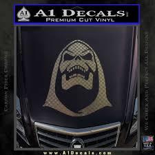 Skeletor Decal Sticker He Man D1 A1 Decals