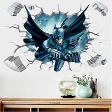 Bat Decal In Decor Decals Stickers Vinyl Art For Sale In Stock Ebay
