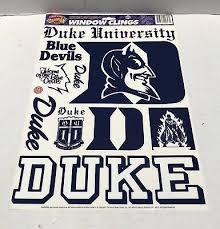 College Ncaa Duke University Blue Devils Logo 6 Vinyl Decal Bumper Window Sticker Ncaa Sports Mem Cards Fan Shop Cub Co Jp