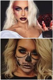 voodoo doll costume makeup
