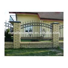 Modern Decorative Models Of Gates And Iron Fence Designs For Garden White Wrought Iron Fence Buy Antique Wrought Iron Fence Decorative Wrought Iron Fence White Wrought Iron Fence Product On Alibaba Com
