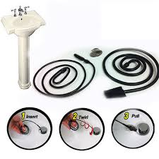turbo snake drain hair removal tool set