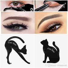 maquiagem cat eye makeup smokey eye