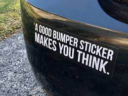 Bumper Stickers Makestickers