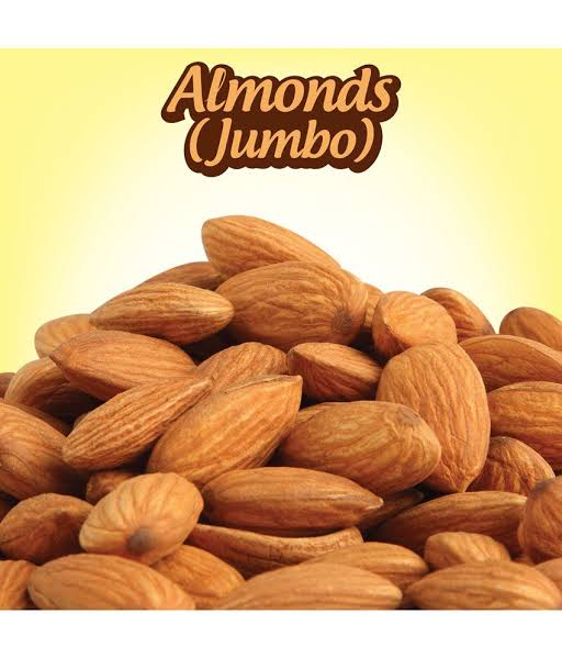 Almond Jumbo