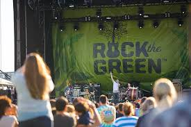 Rock the Green's Sound Board BLOG