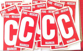 Fire Chaplain Highly Reflective Decal 1 1 4 X 4 1 4 Chaplain Decal Collectibles Historical Memorabilia
