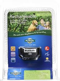 Amazon Com Petsafe Collar For In Ground Receiver Fence With Charger Wireless Pet Fence Products Pet Supplies