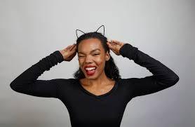paris flash cat eye halloween kit