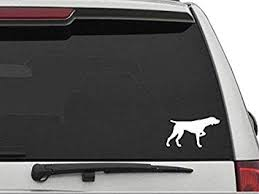Amazon Com Decals Usa German Shorthaired Pointer 6 Inch Decal Sticker For Car And Truck Windows And Laptops Automotive
