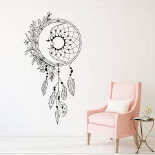 Dreamcatcher Wall Art Mural Decal Decor Dream Catcher Designs Tapestry Hanging Vinyl Vamosrayos