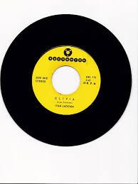 Ivan Jackson - Olivia (Vinyl)   Discogs