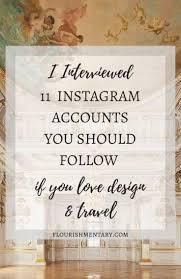 must follow insram accounts
