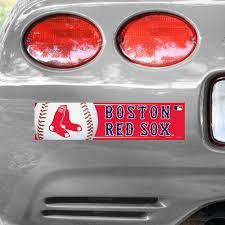 Wincraft Wincraft Boston Red Sox 12 X 3 Primary Bumper Sticker Walmart Com Walmart Com