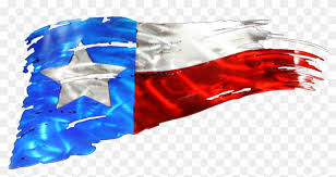 Texas Flag Tattered Texas Flag Metal Art Free Transparent Png Clipart Images Download