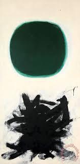 Adolph Gottlieb Blast II painting - Blast II print for sale