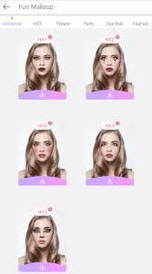 you makeup photo camera editor app